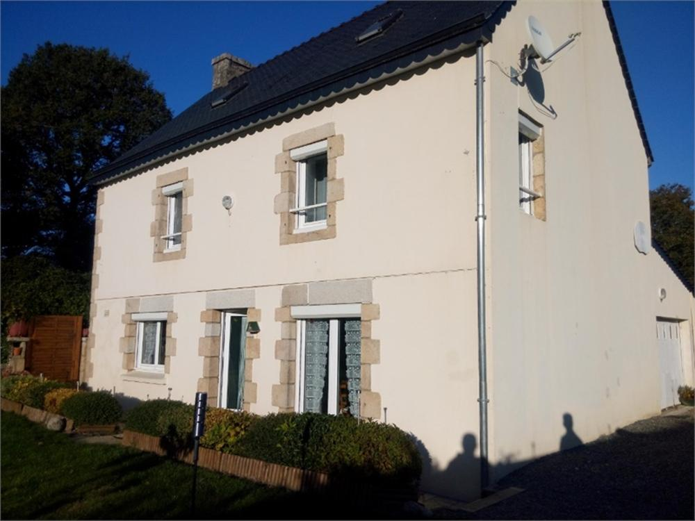 Saint-Caradec-Trégomel Morbihan Haus Bild 3618017