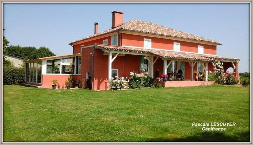 Moissac Tarn-et-Garonne Haus Bild 3613985