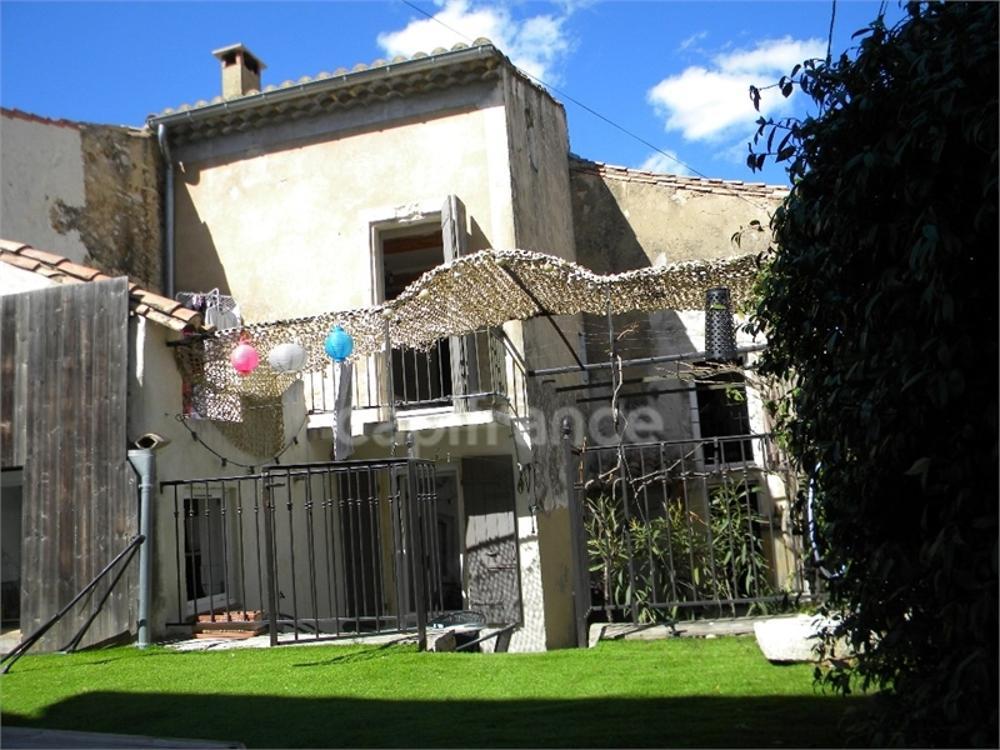 Saint-Geniès-de-Comolas Gard Dorfhaus Bild 3615620