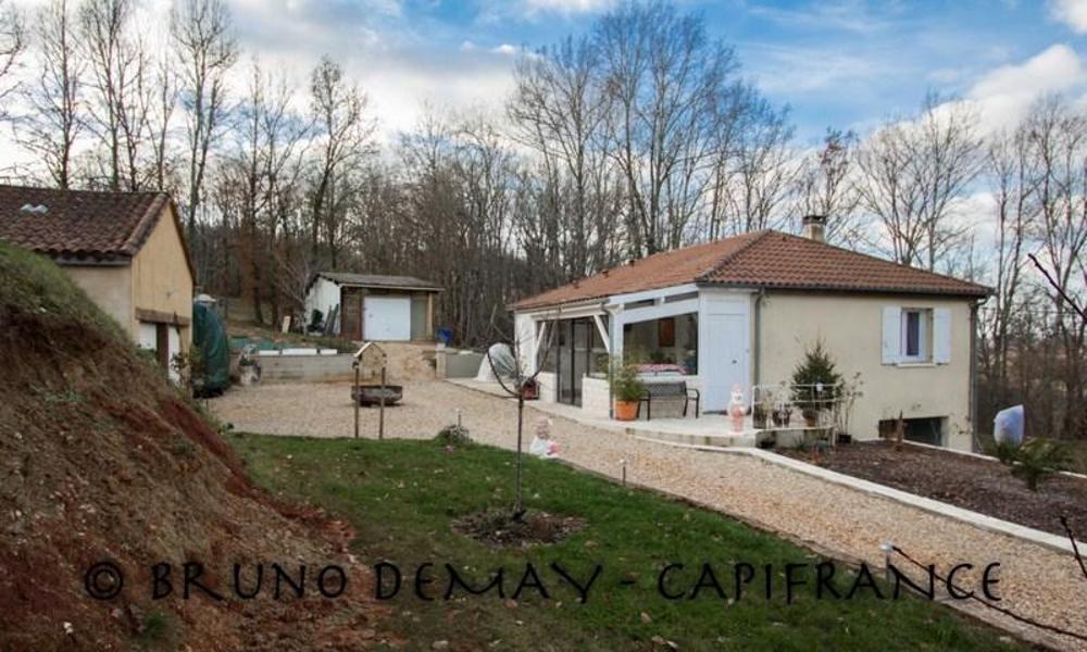 Siorac-en-Périgord Dordogne Haus Bild 3554061
