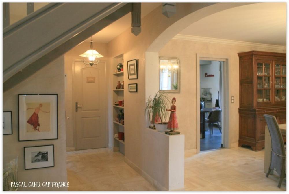 Villedieu-les-Poëles Manche Haus Bild 3614245