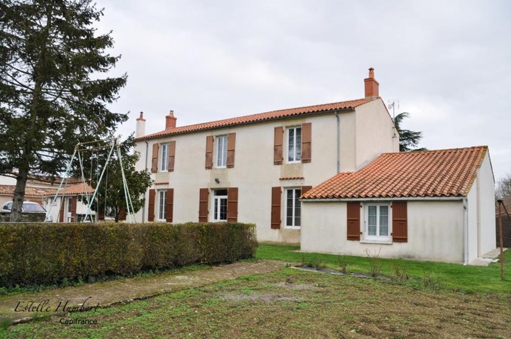 Luçon Vendée Haus Bild 3613182