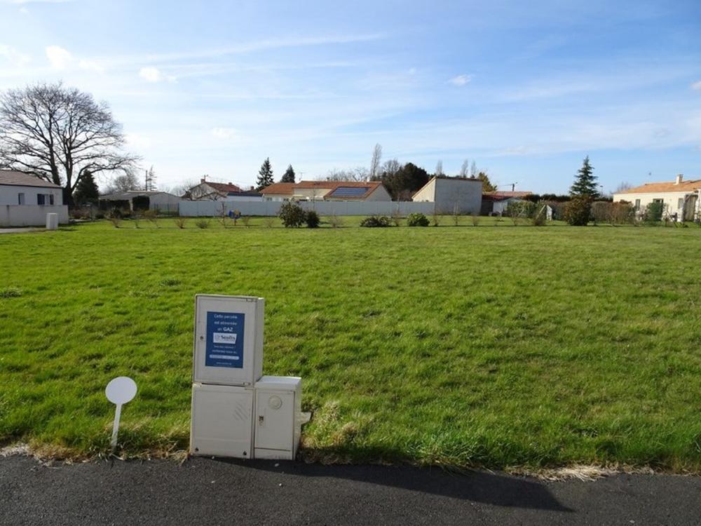 Beaulieu-sous-Parthenay Deux-Sèvres Grundstück Bild 3597012