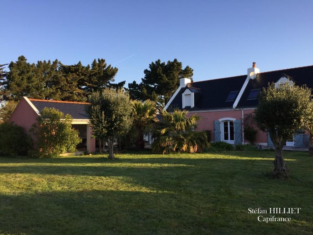 Le Palais Morbihan Haus Bild 3614402