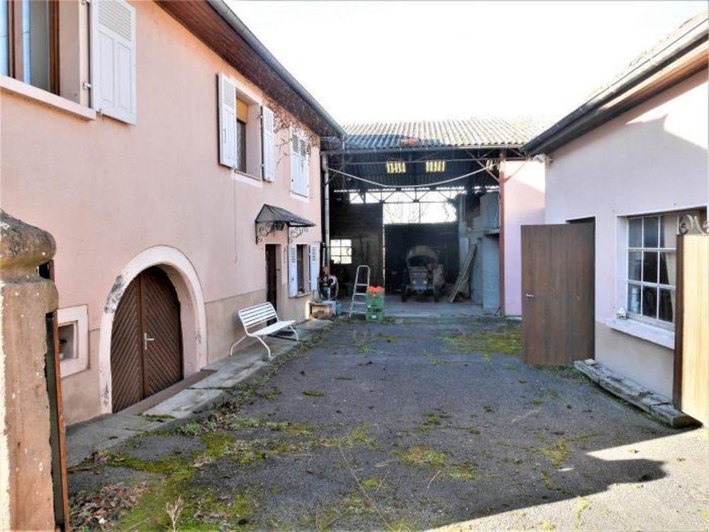 Eschentzwiller Haut-Rhin Haus Bild 3748047