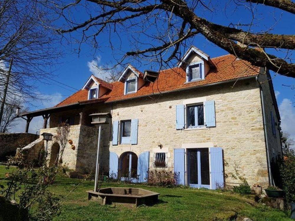 Villeneuve Aveyron maison photo 3628563