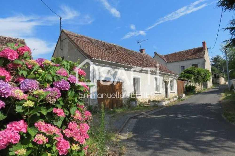 Yzeures-sur-Creuse Indre-et-Loire huis foto 3798004