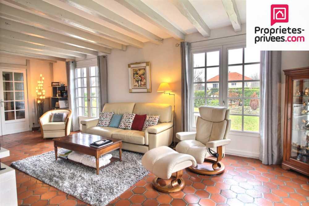 Chevillon-sur-Huillard Loiret Haus Bild 3763607