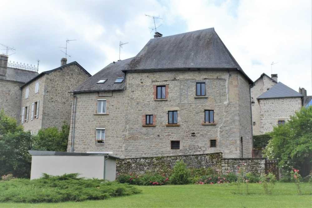 Meymac Corrèze maison de ville photo 3831268
