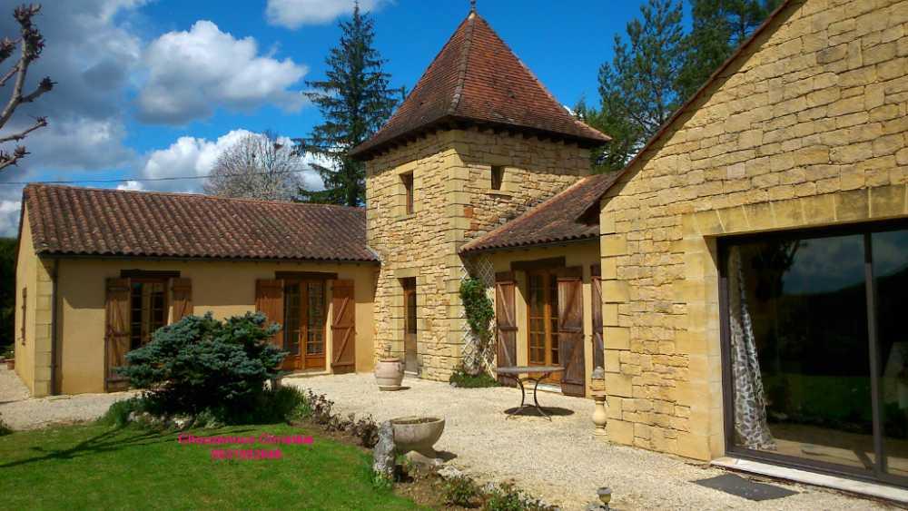 Sireuil Dordogne Haus Bild 3876343