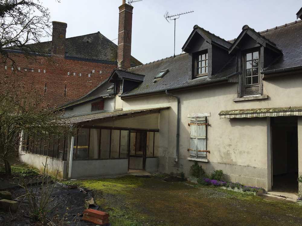 Ballots Mayenne Haus Bild 3764573