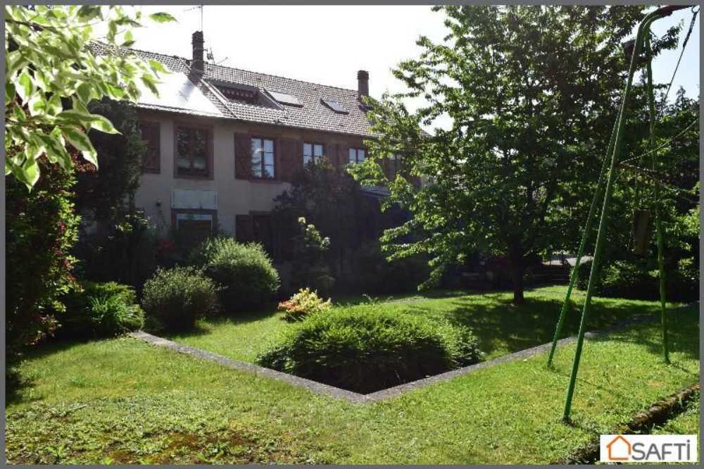 Senones Vosges Haus Bild 3795222