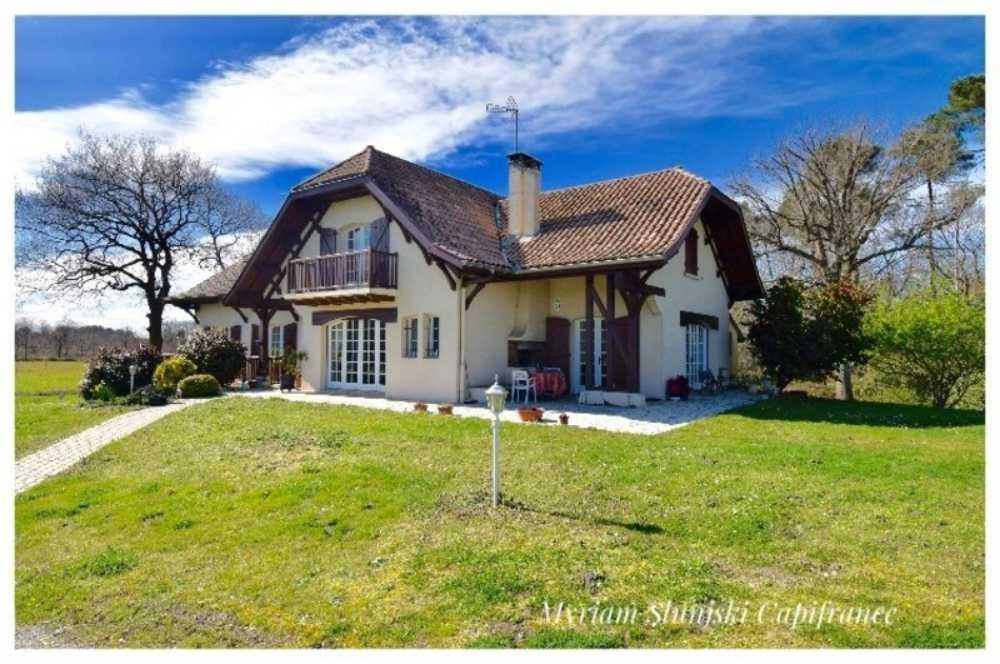 Soustons Landes Haus Bild 3822833