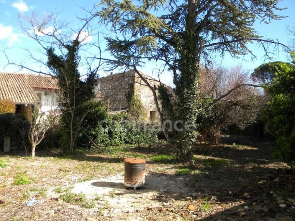 Saint-Geniès-de-Comolas Gard Dorfhaus Bild 3822491