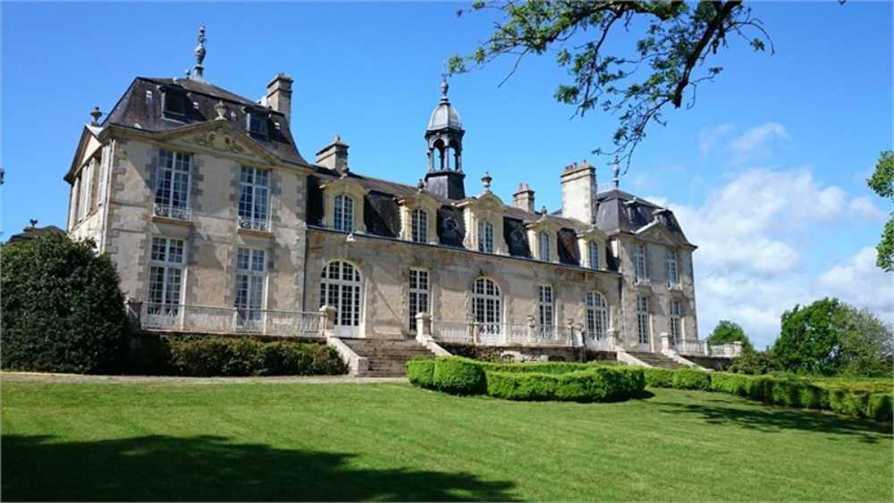 Alençon Orne kasteel foto 3872080