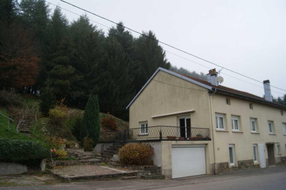 Bains-les-Bains Vosges Haus Bild 3764239