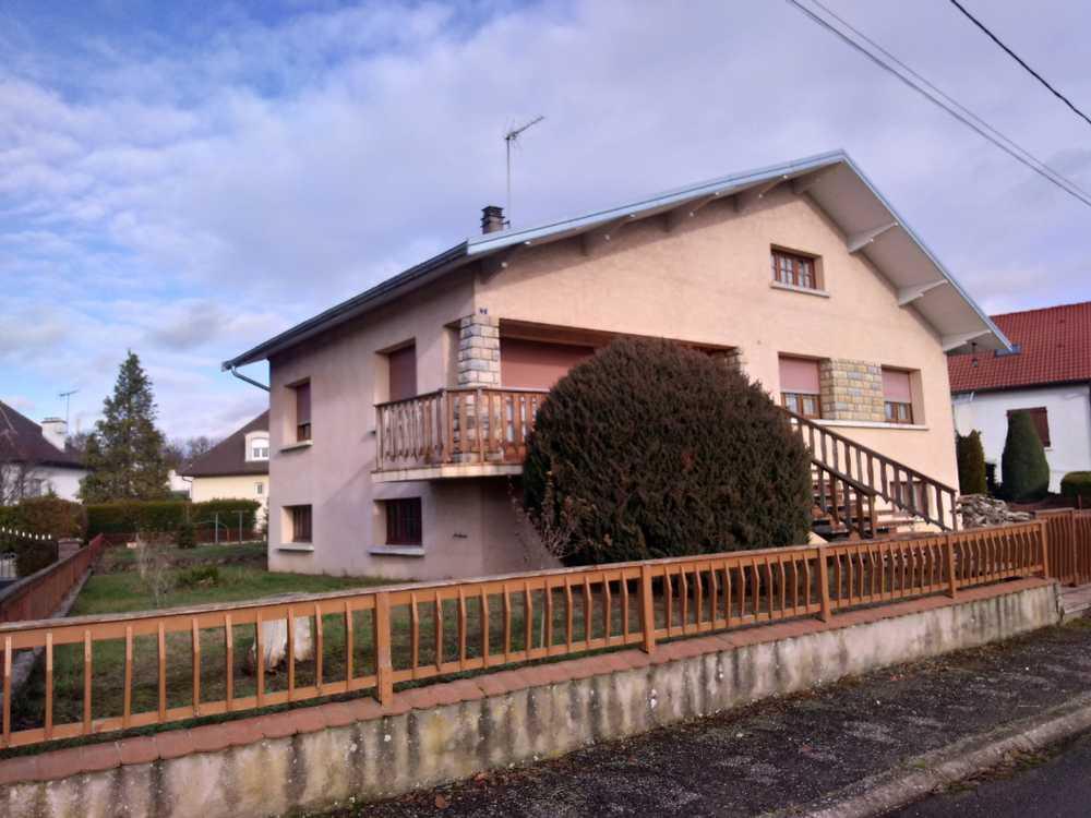 Saint-Loup-sur-Semouse Haute-Saône Haus Bild 3764243