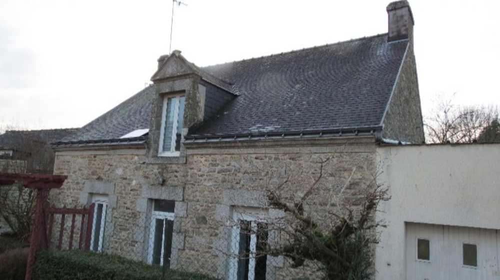 Molac Morbihan Haus Bild 3795107