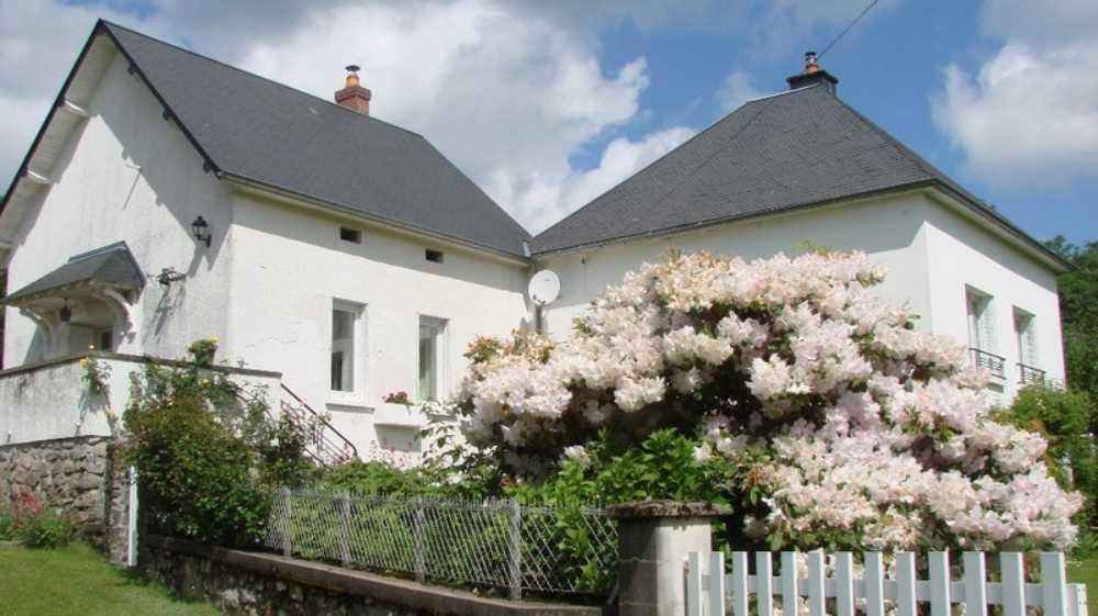 Château-Chinon Nièvre Haus Bild 3833608