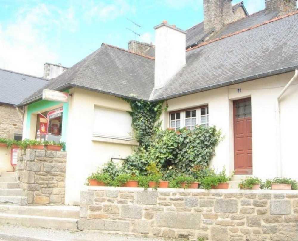 Saint-Nicolas-du-Pélem Côtes-d'Armor huis foto 3849360