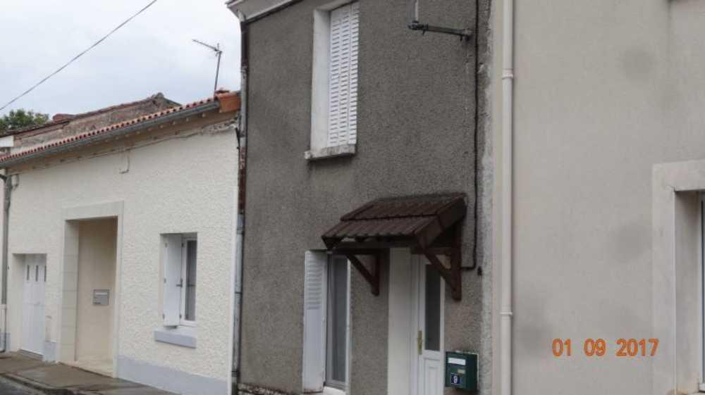 Loudun Vienne Haus Bild 3819916