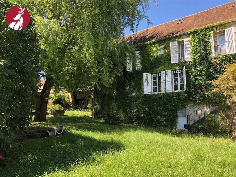 Saint-Sauveur-sur-École Seine-et-Marne Haus Bild 3759106