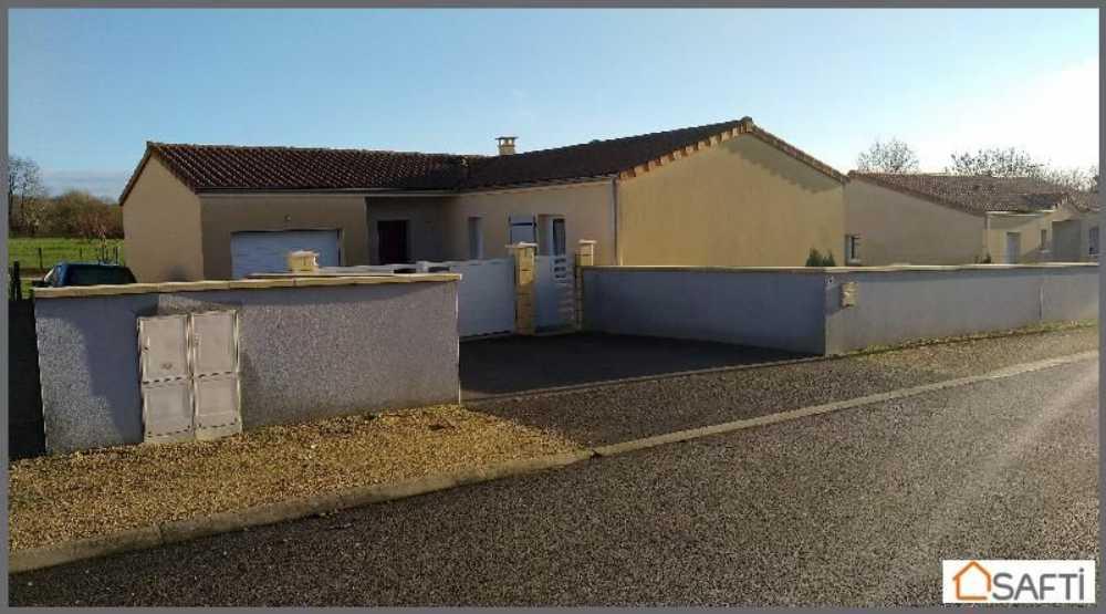 Beaulieu-sous-Parthenay Deux-Sèvres Haus Bild 3794352