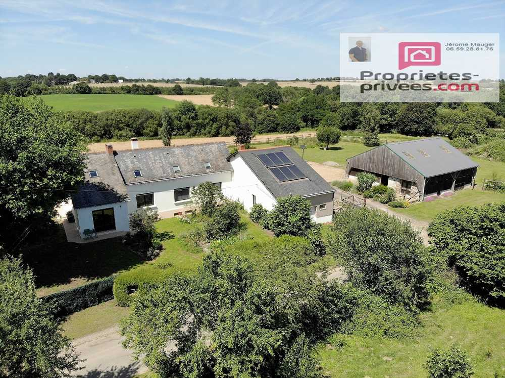 Nort-sur-Erdre Loire-Atlantique Haus Bild 3763620