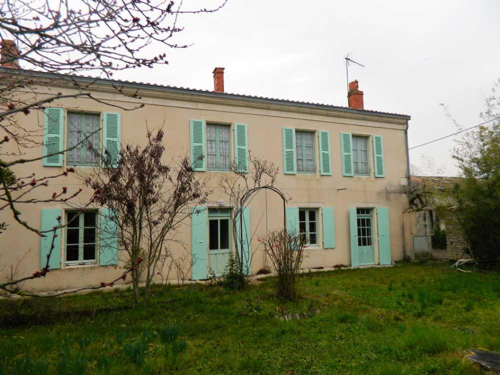 Épannes Deux-Sèvres Haus Bild 3766228