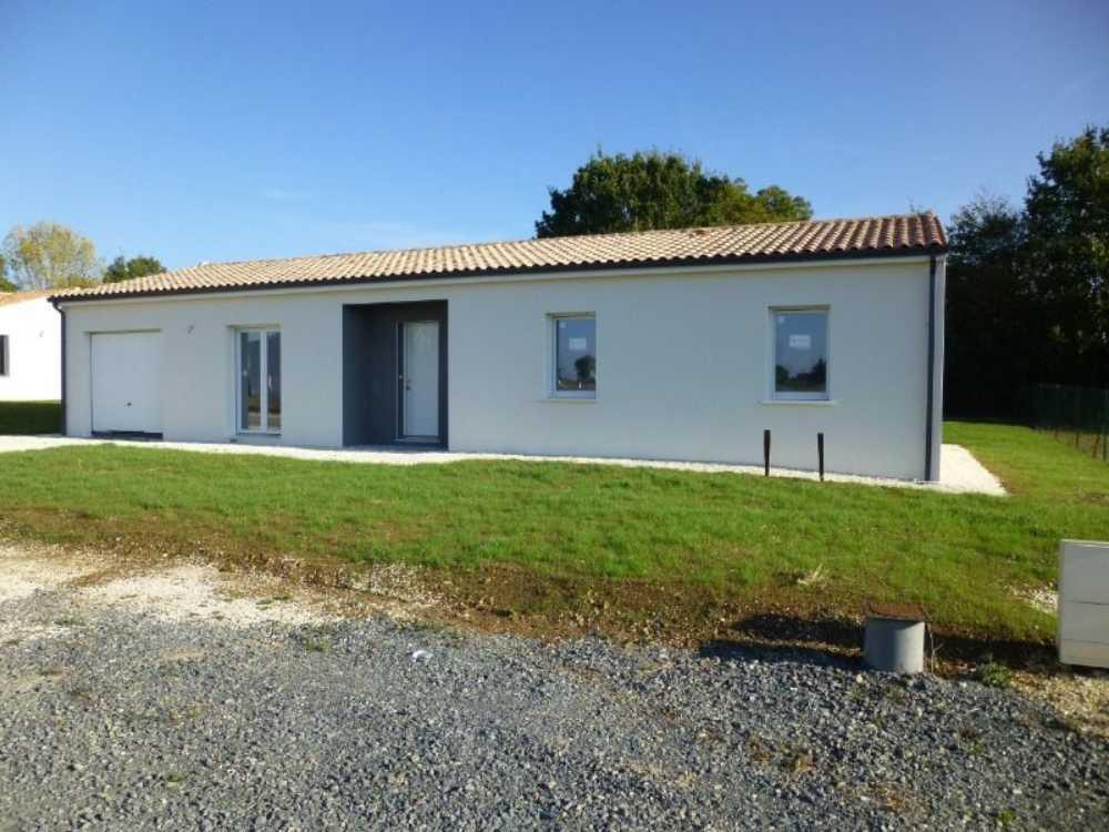 Soulignonne Charente-Maritime maison photo 3795277