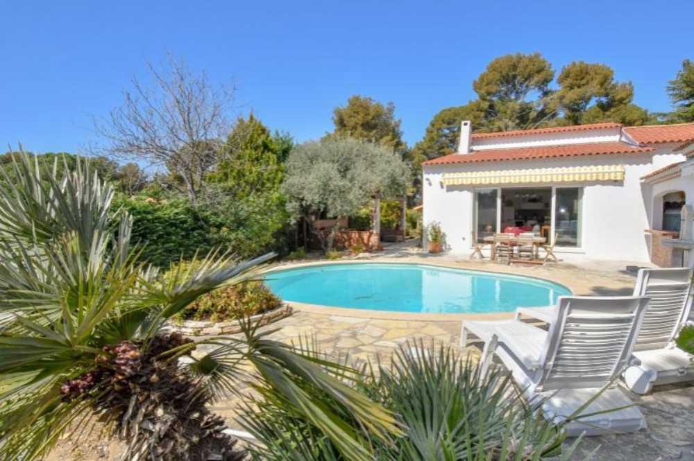 Sanary-sur-Mer Var Villa Bild 3792277