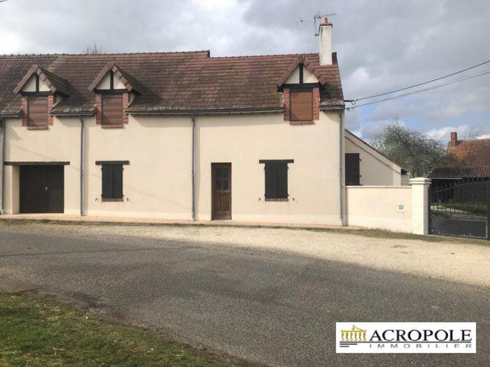 Châtillon-sur-Loire Loiret Haus Bild 3792447