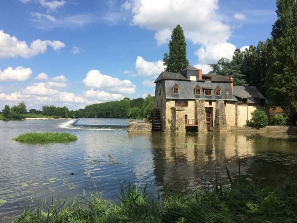 Parcé-sur-Sarthe Sarthe Landgut Bild 3830226