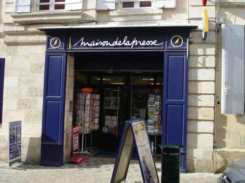 Saint-Trojan Gironde Gewerbeimmobilie Bild 3894891
