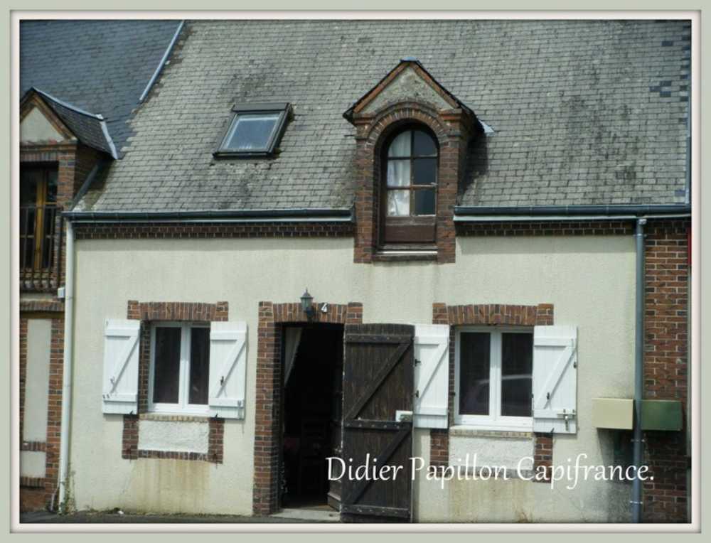 Thiron-Gardais Eure-et-Loir dorpshuis foto 3831880