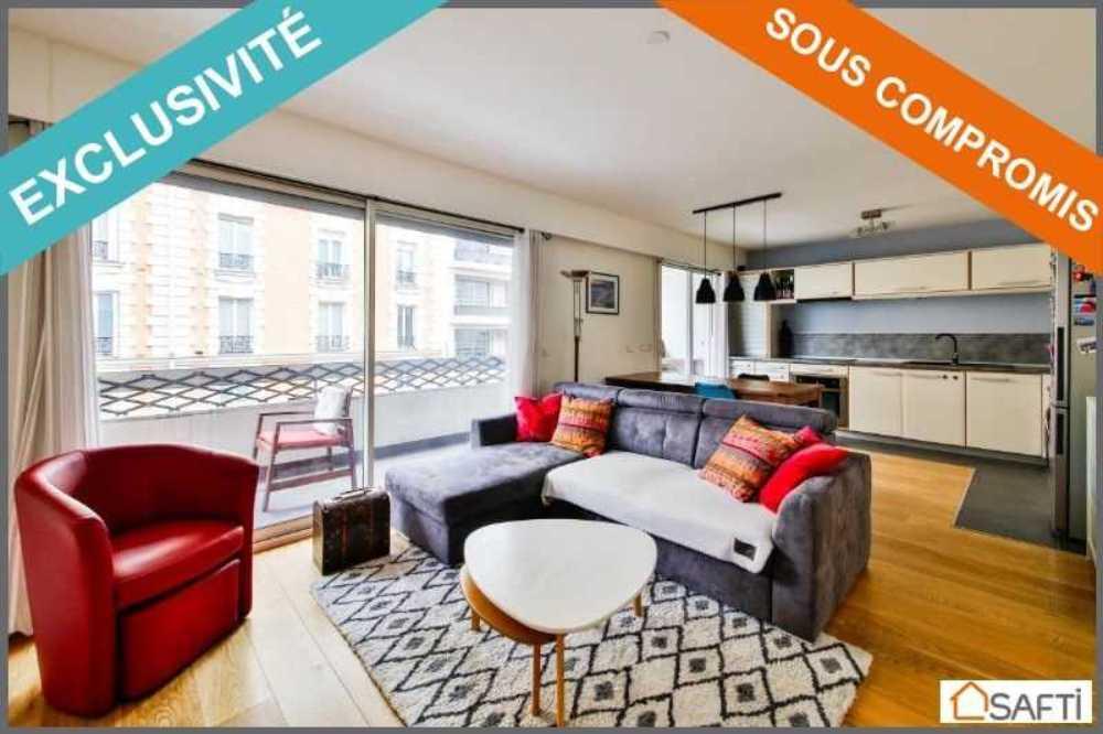 Levallois-Perret Hauts-de-Seine Apartment Bild 3799956