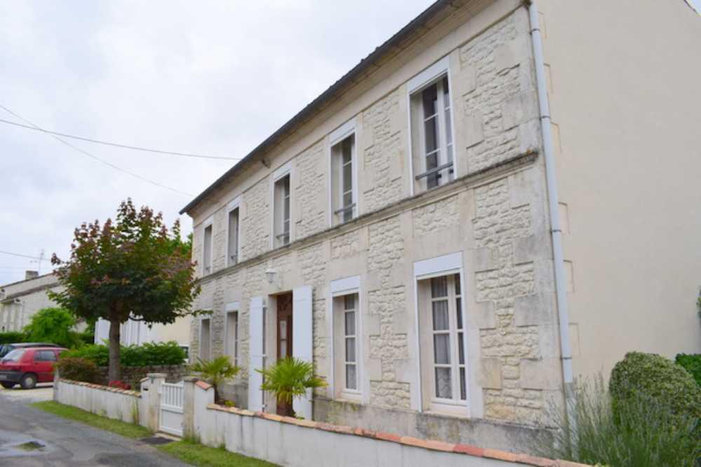 Saint-Romain-de-Benet Charente-Maritime Haus Bild 3875037