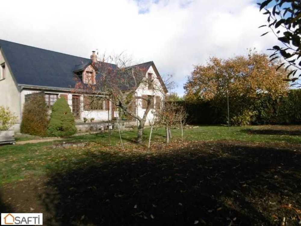 Arrou Eure-et-Loir Haus Bild 3798981