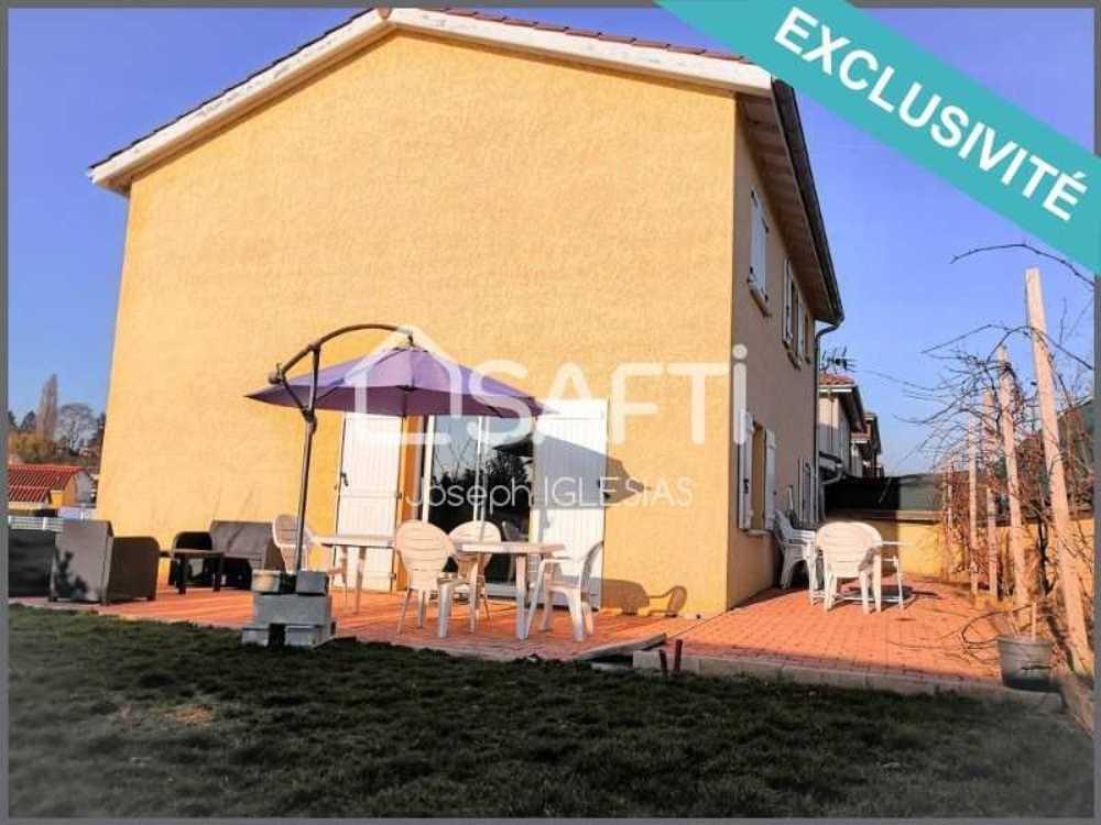 Vonnas Ain Haus Bild 3798500