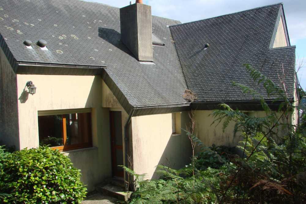 Saint-Nicolas-du-Pélem Côtes-d'Armor huis foto 3876423