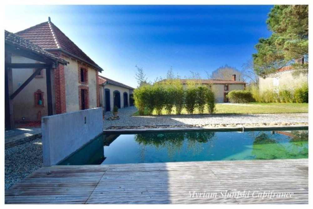 Soustons Landes Haus Bild 3823899