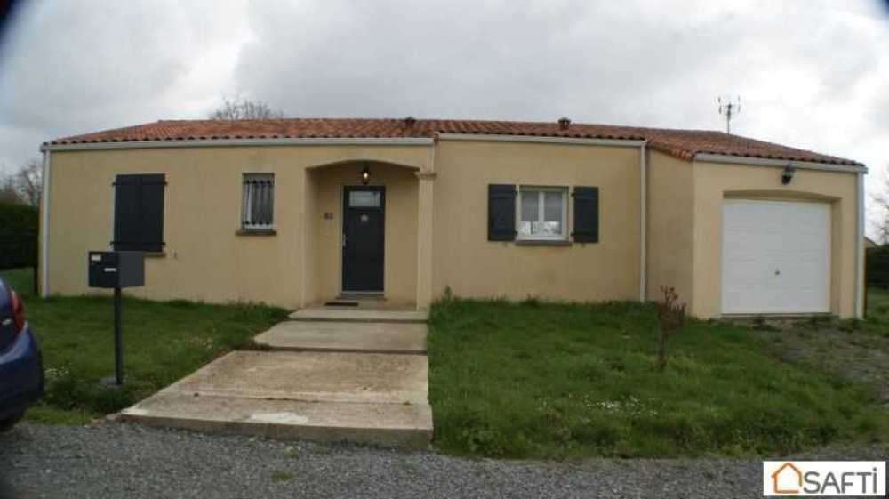 La Châtaigneraie Vendée Haus Bild 3799156