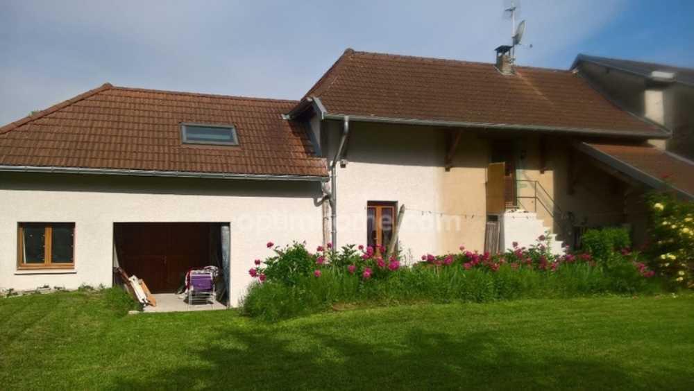 Yenne Savoie Haus Bild 3842014