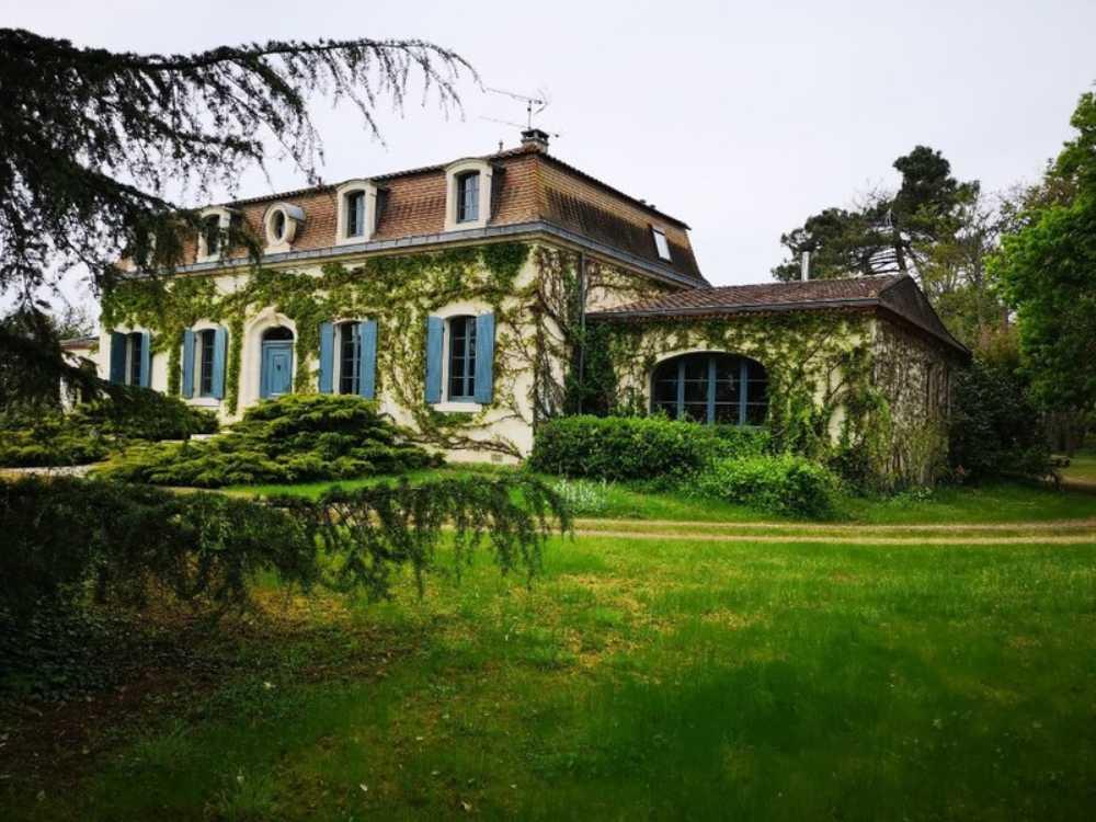 Fauguerolles Lot-et-Garonne maison bourgeoise foto 3854463