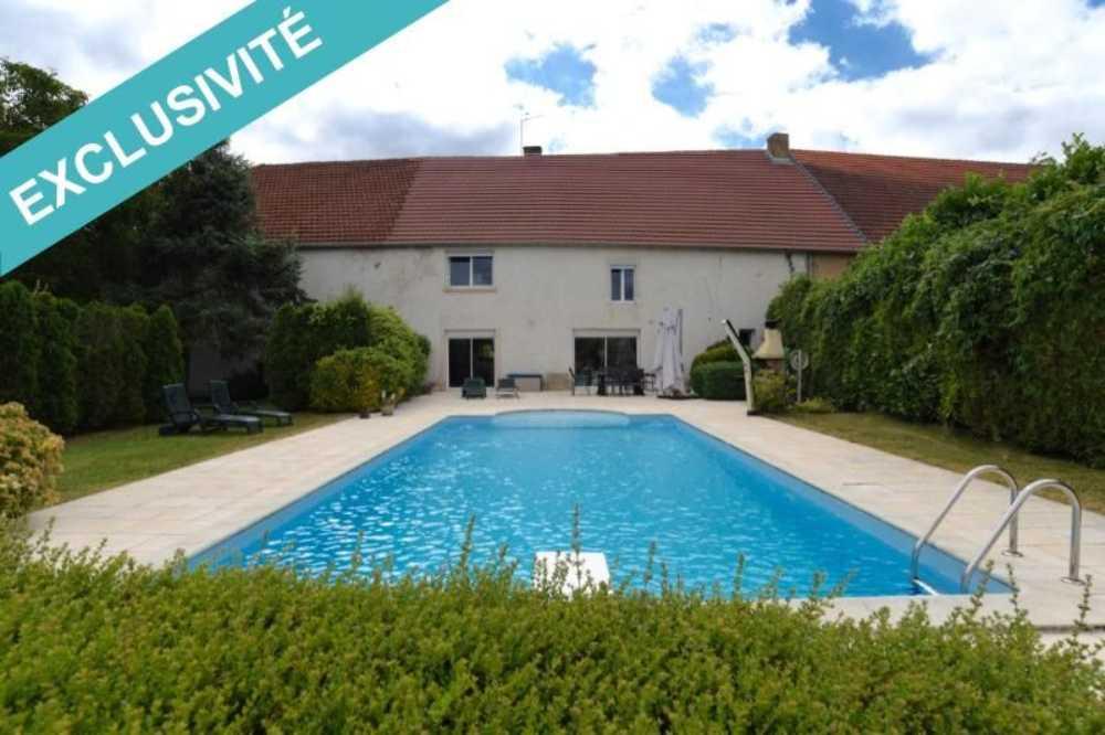 Pesmes Haute-Saône Haus Bild 3794224