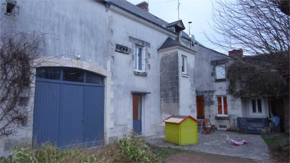 Sepmes Indre-et-Loire dorpshuis foto 3871891