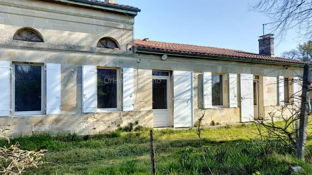 Mombrier Gironde Haus Bild 3800477