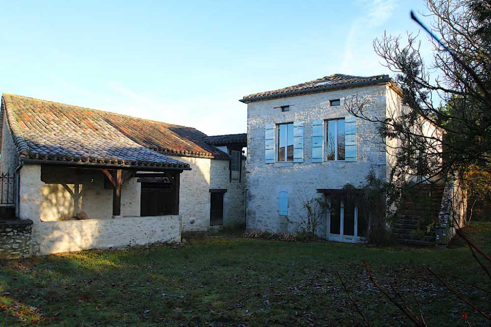Villesèque Lot Haus Bild 3877361