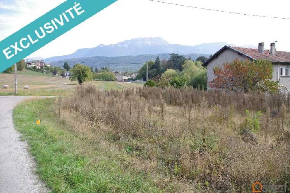 Coublevie Isère terrein foto 3794993