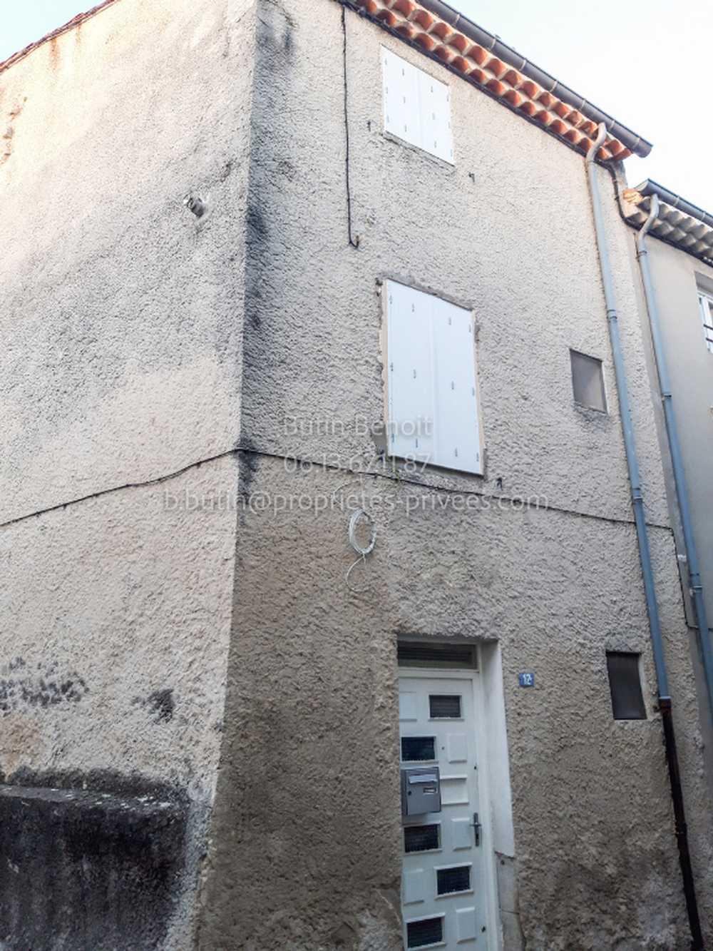 Bourg-Saint-Andéol Ardeche Haus Bild 3765166
